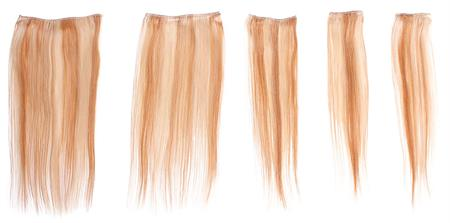 5-Piece Remy Human Hair Extensions Kit