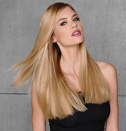 10-Piece Remy Human Hair Extensions Kit