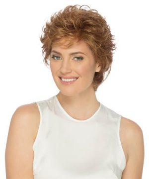 Amber Synthetic Wig 1